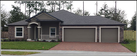 Magnolia homes new concrete block homebuilder new for Concrete homes florida