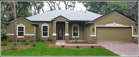 New homes in Jacksonville Florida