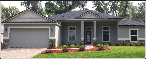 New homes in Jacksonville, Gainesville, and Fernandina Beach FL