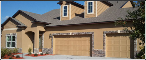 Example of new home construction in Gainesville Florida