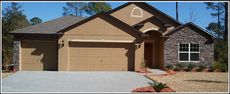 Best new home construction in North Florida