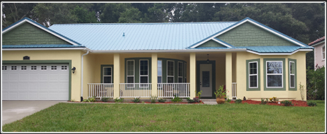Jacksonville Florida homebuilder - north florida