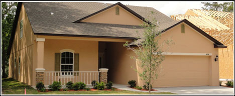 new home construction in Jacksonville FL